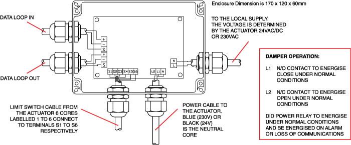 d i d  wiring detail